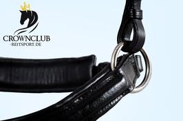 Nasenriemen von Crown Clubs gebisslosen Zaum
