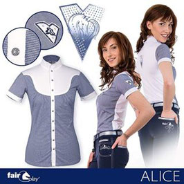 Fair Play Turnierbluse Alice