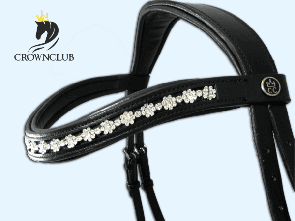 Royal Flower Stirnband