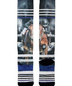 Reitsocken Print Stapp Horse