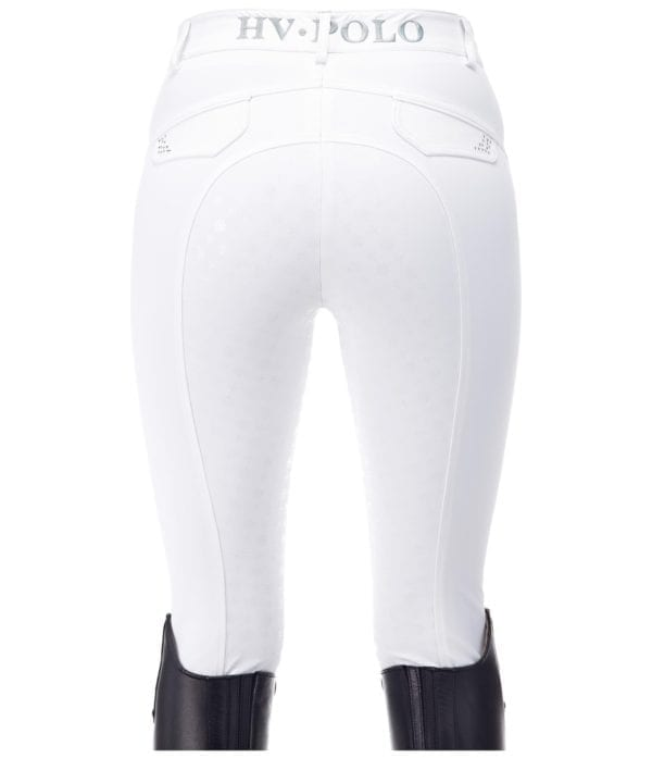 HV Polo weiße Reithose