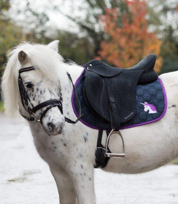 Lucky Unicorn Schabracke