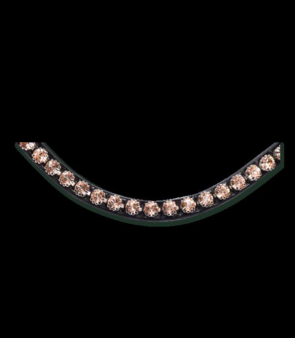 Stirnband Rose Gold