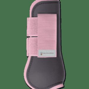 Sehnenschoner Esperia granitgrau/puderrosa
