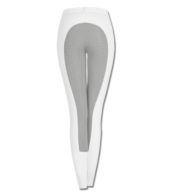 Micro Sport Reithose weiß