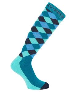 Socks arial Türkis