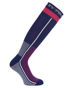 Socks Solly Blueberry
