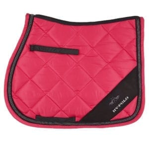 Schabracke Avery Ruby Pink Dressur