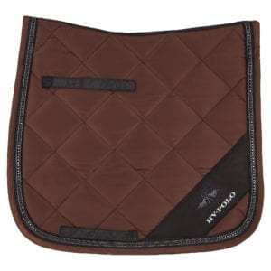 Schabracke Avery Dark Brown Dressur