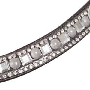 detail Pferdestirnband
