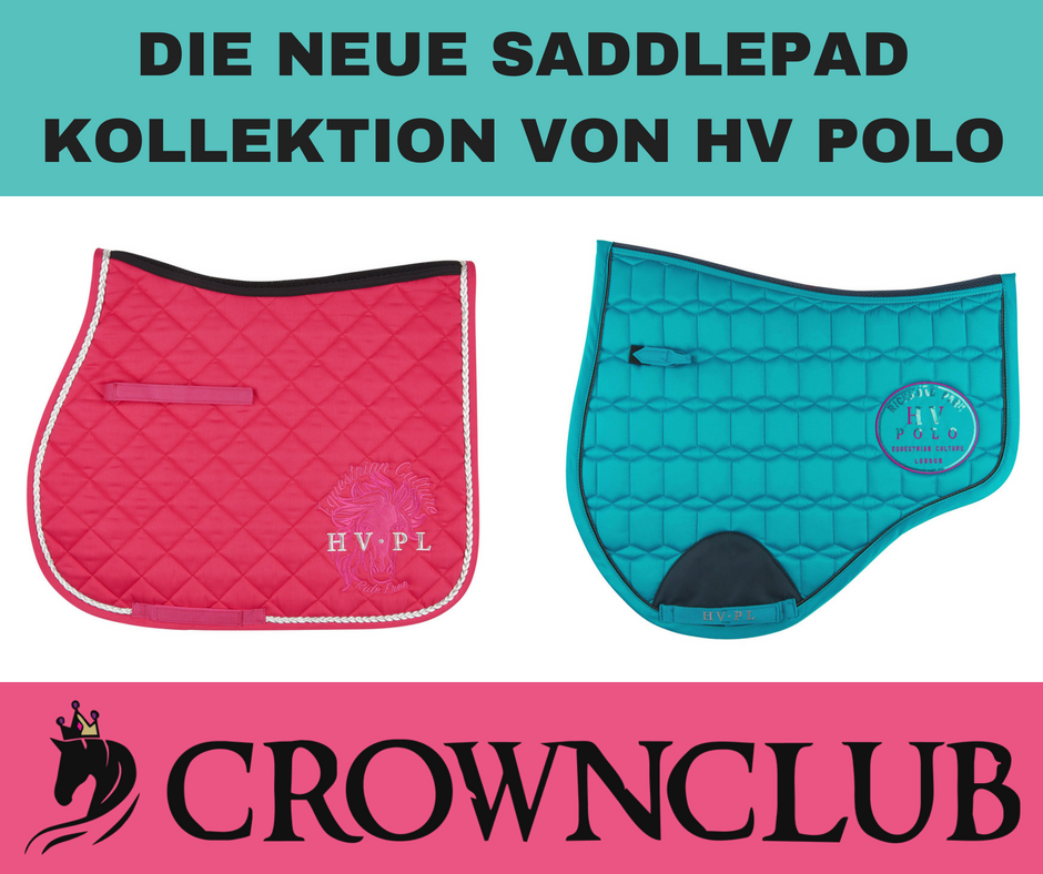 HV Polo Saddlepad