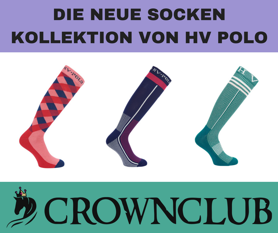 Socken Kollektion HV Polo