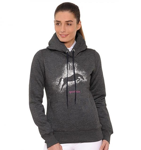 Alina hoody dark grey