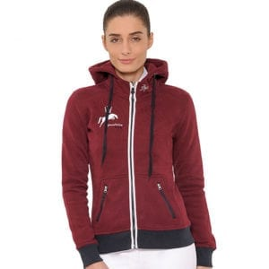 Anne jacket bordeaux