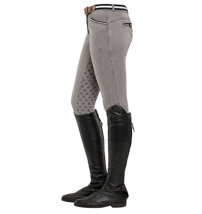 Spooks Lucy Full grip Jeans Grey