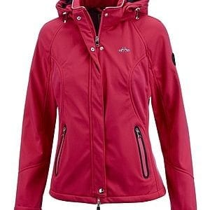 Softshell Ruby pink