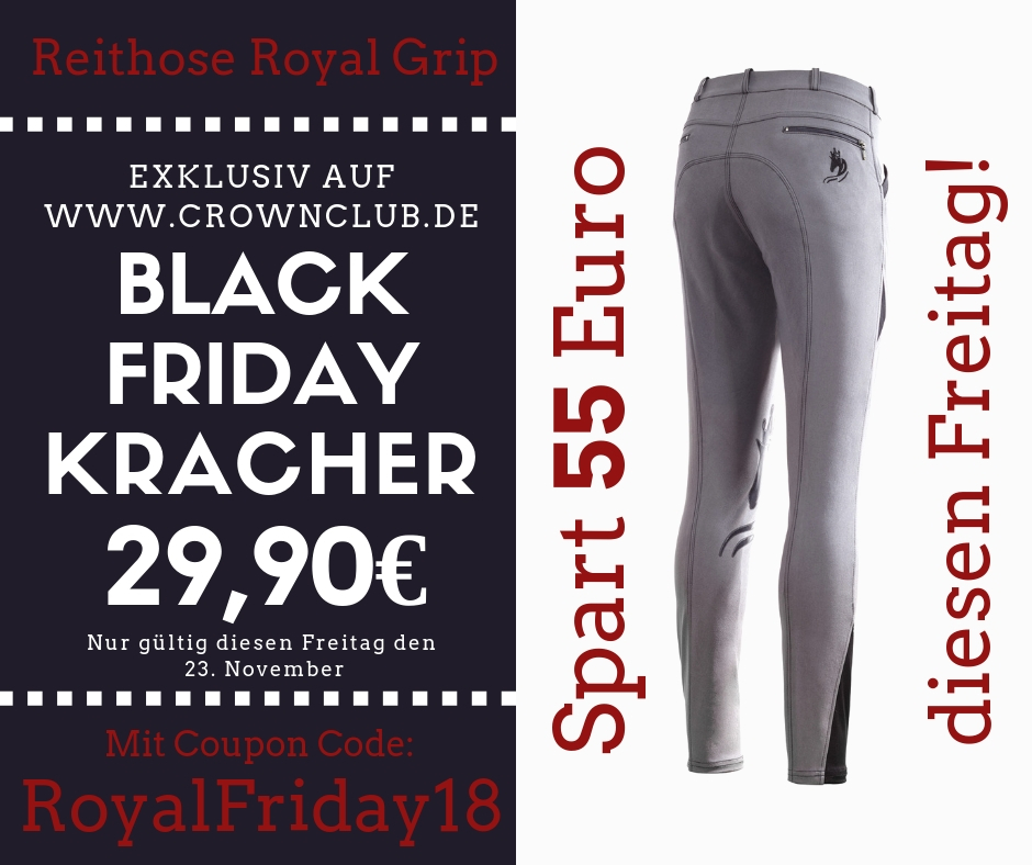 black friday reithose
