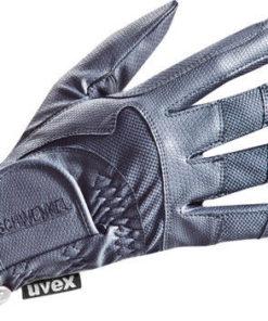 Uvex Blaue Handschuhe