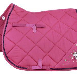 Schabracke Einhorn II pink