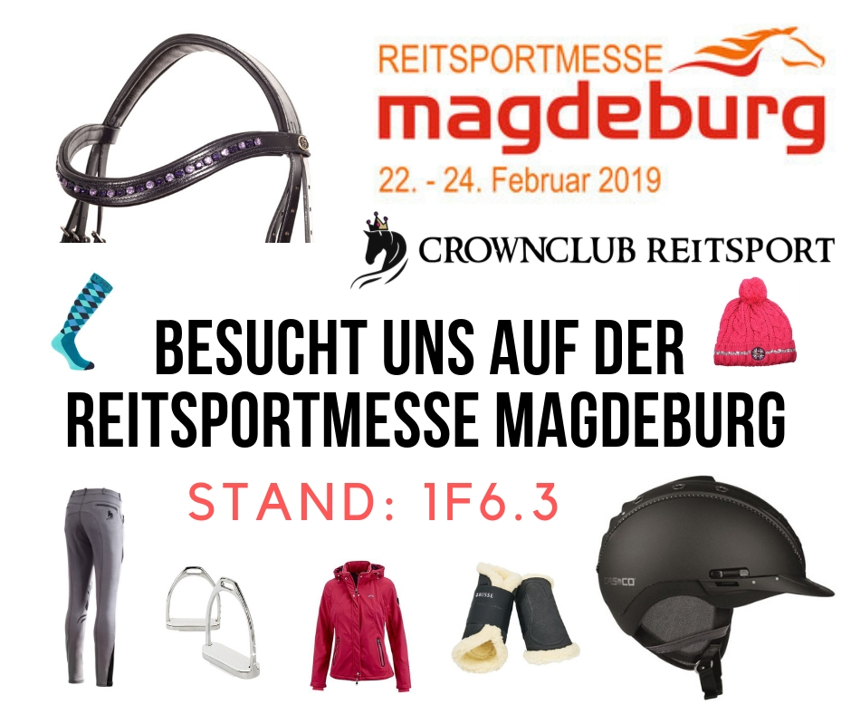 Crownclub Reitsportmesse Magdeburg