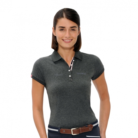 Spooks Mira Polo dark grey