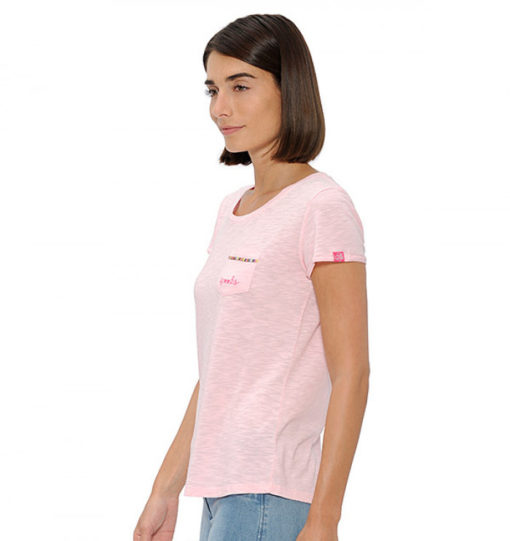 Polly Shirt Chalk pink