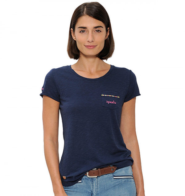 Polly Shirt Navy