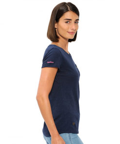 Spooks Polly Shirt navy