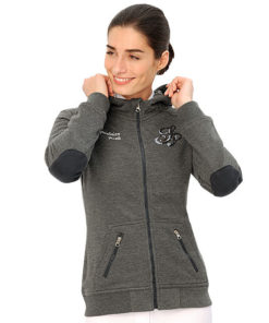 Spooks New Chloe Jacket dark grey