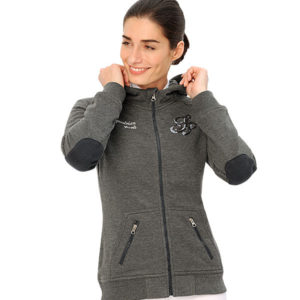Spooks New Chloe Jacket dark grey