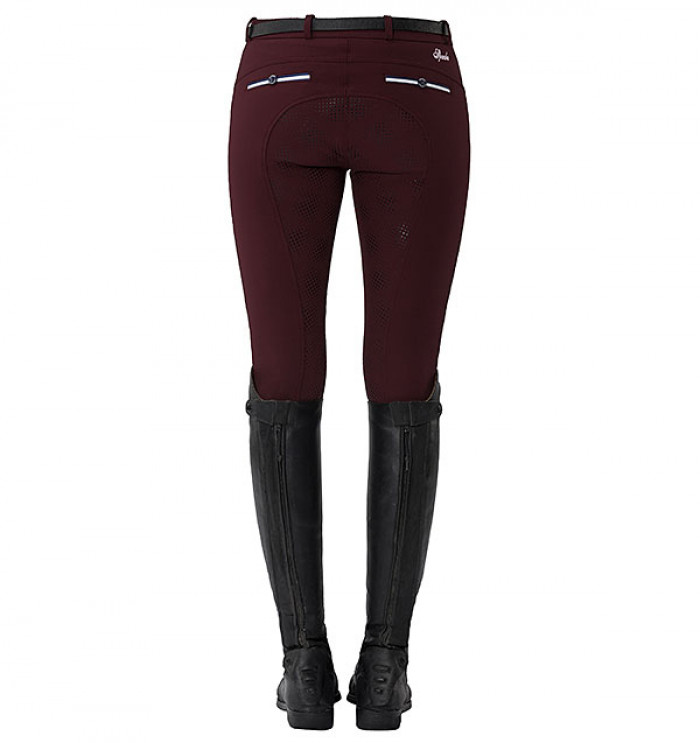 Ricarda Full grip Burgundy Spooks