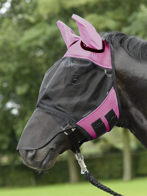 Fly Cover pro pink