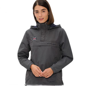Spooks Joy Windbreaker dark grey