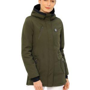 Ines Jacket Olive