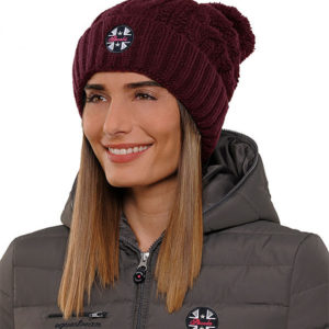 Spooks Emma hat bordeaux