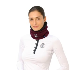 Romy Neckwarmer bordeaux