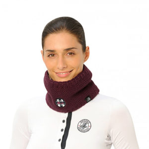 Spooks Emma Neckwarmer Bordeaux