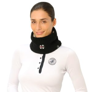 Emma neckwarmer Black