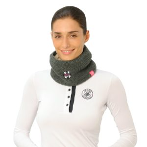 Spooks Emma Neckwarmer grey