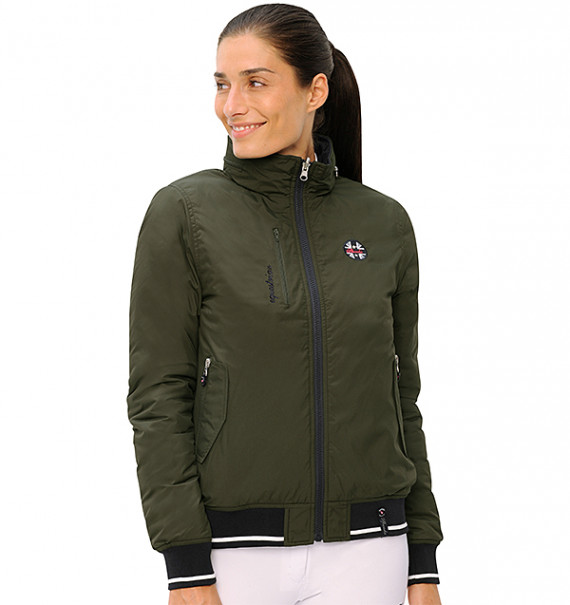 Spooks Ameli jacket Olive