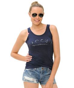 Giena Tank top navy