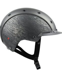 Casco Champ 3 Brush gunmetal matt