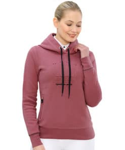 Spooks lia Hoody dark rose
