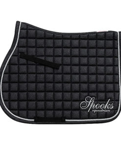 Spooks Saddle Pad Glitter