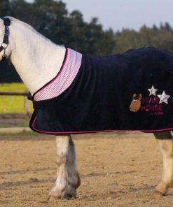 Busse Abschwitzdecke Star Horse