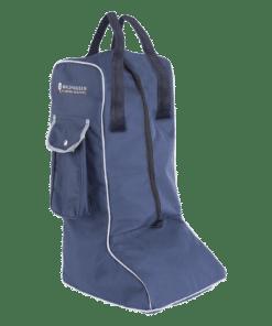 Waldhausen Stiefeltasche blau